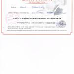 certyfikat BR
