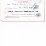 certyfikat MD